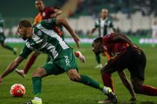 Bursaspor Galatasaray maçının geniş özeti ve golleri