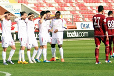 Samsunspor play-off aşkına