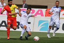 Gaziantep play-off iddiasını sürdürdü