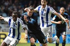 Bale Real Madrid'i zirveye taşıdı