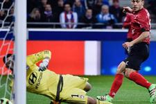 Mevlüt Erdinç'in golü yetmedi