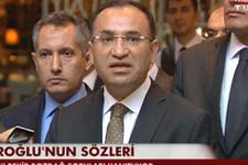 BekirBozdağ'dan açıklama