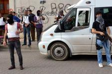 Adana'da polisler baskına böyle gitti!