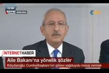 Kılıçdaroğlu'ndan Erdoğan'a cevap