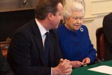 Cameron'dan yolsuzluk gafı!