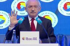Kılıçdaroğlu'ndan şok sözler: Kan dökmeden gerçekleştiremezsiniz
