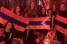 Ermenistan o bayrağı açtı Eurovision inceleme başlattı!
