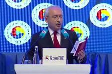 Kılıçdaroğlu'ndan başkanlık sistemi tartışmalarına eleştiri