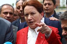 Meral Akşener'den suç duyurusu hamlesi