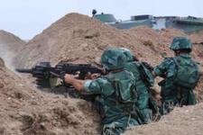 Ermenistan güçleri 1 Azeri askeri şehit etti!