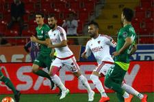 Bursaspor Mersin İdmanyurdu maçı sonucu ve özeti