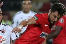 Gaziantepspor Antalyaspor maçı sonucu ve özeti