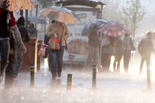Hava durumu meteoroloji hafta sonu İstanbul uyarısı!