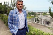 Şenol Güneş Trabzon'a kupa yanıtı verdi