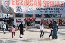 Erzincan'da kutlamalar iptal edildi