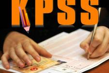 KPSS 2016 soruları ve cevap anahtarı açıklandı ÖSYM