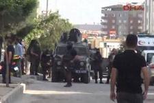 Gaziantep'te IŞİD'in hücre evi basıldı!