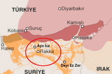 Kürtler Rakka'ya giriyor ABD'den YPG için olay tanım!