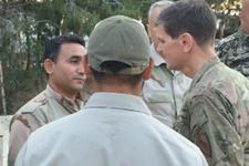 ABD'li generalin Suriye ziyareti PKK mini ordu kurdu