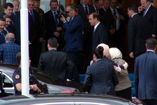 Devletin zirvesi Diyarbakır'da! First Lady'lerin samimi buluşması