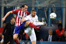 Real Madrid Atletico Madrid maçında ofsayt tartışması