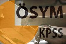 KPSS A grubu sınavı başladı