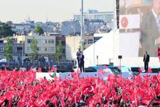 Yenikapı'da İstanbul'un fethinin 563. yılı coşkusu