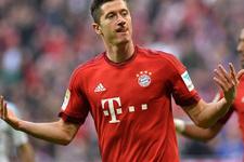 PSG Robert Lewandowski ile ilgileniyor