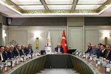 AK Parti MYK Yıldırım başkanlığında toplandı!