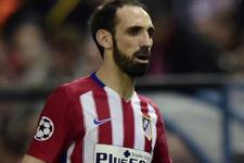 Atletico Madridli futbolcudan özür mesajı