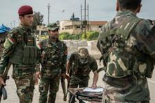 Peşmerge dokuz köyü IŞİD'den geri aldı