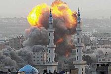 İsrail'den Gazze'ye füzeli saldırı!