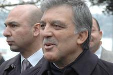 Abdullah Gül'e AK Parti kongresi sorusu