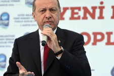 Cumhurbaşkanı Erdoğan'dan AB'ye rest: Biz yolumuza siz yolunuza...
