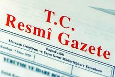 09 Mayıs 2016 Resmi Gazete haberleri atama kararları