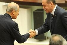 Kulisleri sallayan iddia! AK Parti-MHP koalisyonu mu geliyor?