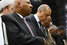 Erdoğan Muhammed Ali'nin cenaze programını yarıda kesti