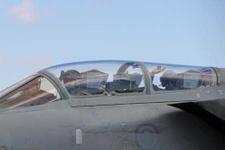 Suudi savaş uçaklarında dikkat çeken yazı