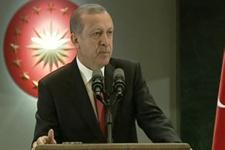 Erdoğan'dan AK Parti vekillerine iftar