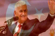 Aşık Zeki Erdali'den Binali Yıldırım'a sürpriz şarkı