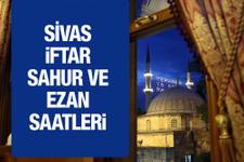 Sivas iftar vakti 2016 sahur ezan saatleri