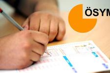 ÖSYM, ortaöğretim diploma notlarını yayınladı