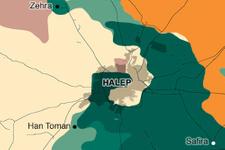 Rusya Halep'te ateşkes ilan etti!