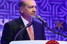 Cumhurbaşkanı Erdoğan'dan uçak gemisi müjdesi!