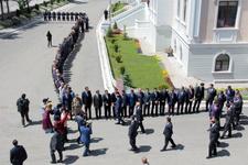 Ne Cumhurbaşkanı ne Başbakan...Bakın kimi karşıladılar!