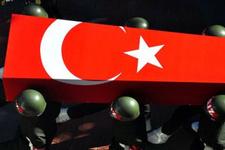Mardin'de şehitler için askeri tören!