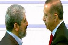 Erdoğan, Hamas lideri Meşal'i kabul etti