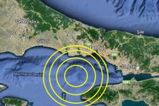Yalova'da deprem son deprem büyüklüğü kaç