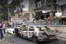 Halep'e hava saldırısı!  Çok sayıda ölü ve yaralı var