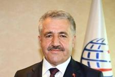 Ahmet Arslan Başbakan ile birlikte Azerbaycan'da